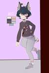 [CLOSED] Yandere! Adopt #27 by BurntUniverse