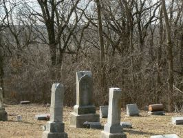 3 Tombstones by BohemianHarlot