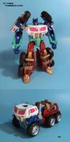Transformers Prime Thunderclash by Unicron9