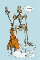 greetings by PhillyBoyWonder