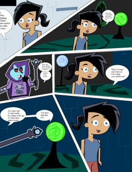 DP Comic PG 5-Technus Timer by Phantomfan1001