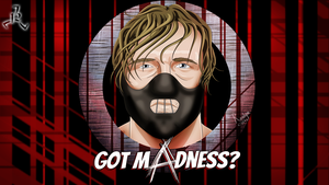 Dean Ambrose : Got Madness? by Roselyne777