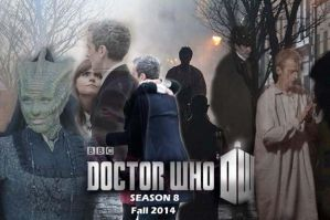 Doctor Who Season 8 Promo by dark-chocobo