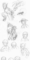 TM2 Sketchdump by dragonsong12