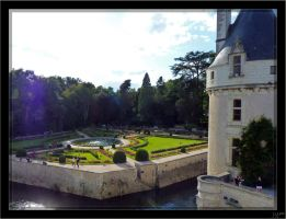 Chenonceaux - 7 by J-Y-M
