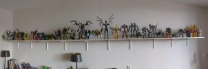 my bionicle collection 2012 by maxcarper