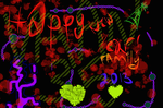 happy new years 2013 by vaan35