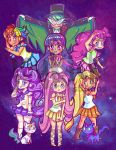 My Little Sailor Scouts by Tora-the-Underdog