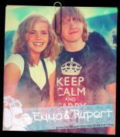 Emma and Rupert by dreamsaresacred