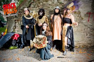 Gruppo Cosplay Original Maya End Of The World 58 by LizCosplay1982