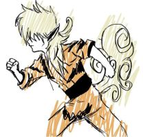 squiggle arcanine gintama attempt by I-Am-NOT-Poe
