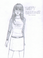 HBD Jade Harley! by a-msel