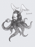Octobeard by Joey-Z
