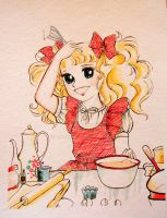 Candy Candy cooking by gusgus111