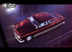 Deluxe: Night Cruise by Spex84