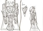 Character Sheet 17: Uncoloured by xxxBrokenSoulxxx