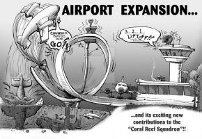 Airport Expansion by sethness