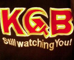 KGB, Still watching you by Ax-lyions