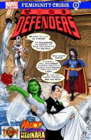 Defenders - FC 05 by The-Demon-Etrigan