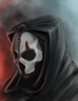 Darth Nihilus speed paint by hattonslayden
