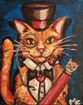 Mister Kitty by Mira-Silver