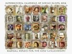 Autonomedia Calendar of Jubilee Saints, 2014 by james119