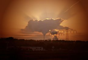 industrial smoke. by syncopated-ART