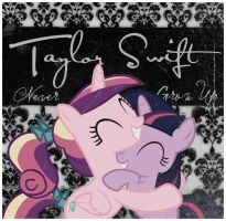 (Twilight/Cadance) Never Grow Up - Taylor Swift by ShiningDiamonds