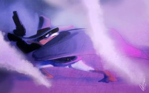 Darkwing Duck by Goldman-Karee