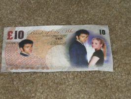 A TRUE Ten Pound Bill by RoyalBakaness