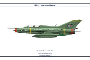 Fantasy 652 MiG-21 International Rescue by WS-Clave