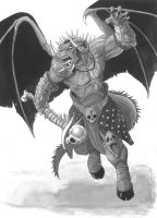 Orcus by Endyamar