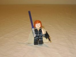 LEGO Star Wars - Mara Jade by Aryck-The-One
