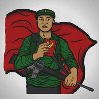 Ang Aming Hukbo (Our Soldier) by tilamsik