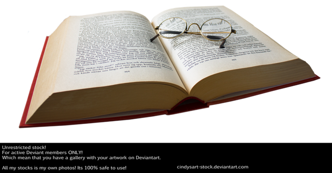 Book by cindysart-stock by CindysArt-Stock