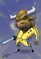 the boss bull by guang2222