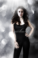 Bella Swan as a Vampire by Nikola94