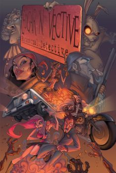 Vective cover colored by ZurdoM