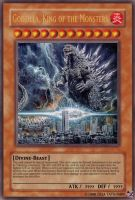 Godzilla, King of the Monsters by Zilla-Tatsushin