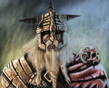 .: Viking king :. by stannesi