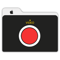 Recorded iPhone Videos Flat Folder by janosch500