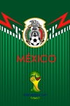 Mexico Soccer iPod Home by gillcw1991