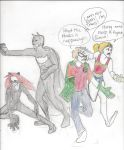 Not a Good Justice League by NeverStop13