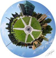 planet ferris state university by electricjonny