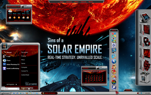 Sins of a Solar Empire Desktop by a666a