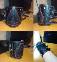 Assassin's Bracer by Rem-Jericho