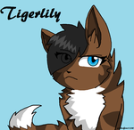 Tigerlily by Cinderfire1234