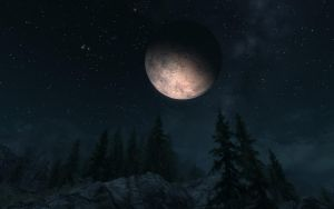 Skyrim - Moon by Anubit93
