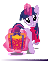 Magic Gift by JcosNeverExisted