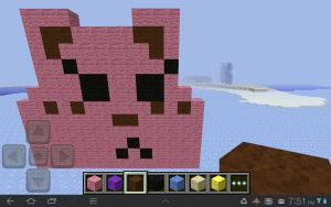 bongo in minecaft by sheezy93